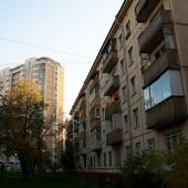 Мэрия сносит старые дома на западе Москвы