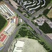 Развязку на пересечении МКАД и Профсоюзной улицы откроют до конца 2016 года