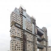 Жилой дом на 315 квартир построят на юго-западе Москвы
