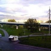 Общежитие для ученых в Бутово на юго-западе