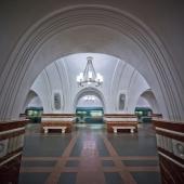 Метро Фрунзенская открылась после ремонта сегодня