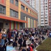 Новая школа в ЮЗАО на 1000 учащихся