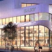 Реконструкция кинотеатра «Баку» на севере Москвы
