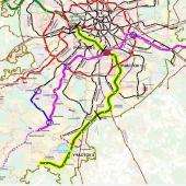 Добраться до Новой Москвы скоро будет можно по Бирюлевской линии метро