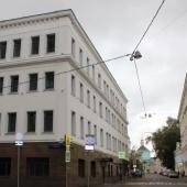 В центре Москвы появилась новая гостиница: Серебрянический пер., д.12, стр.1