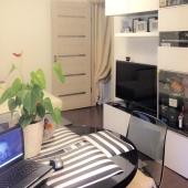 Квартира со свежим ремонтом и комфортной планировкой