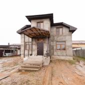 Двухэтажный дом на продажу, дер. Хлопово, участок 5 сот.