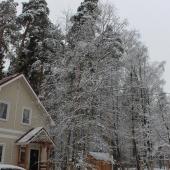 Дом в аренду 100 метров, Лесная поляна, ул. Солнечная, 7 км от МКАД