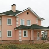 Шикарный дом 2 этажа в Приозерье выставлен на продажу