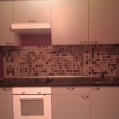 Это фото кухни в квартире, которая продается в Химках на Совхозной