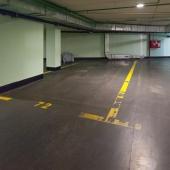 Место для 2-х машин в подземном паркинге