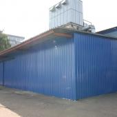 ОСЗ под склад или другой бизнес, площадь 108 кв.м., 2-й Южнопортовый проезд.