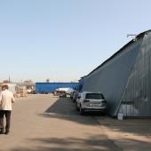 Площадка 500 метров под открытое хранение, 2-й Южнопортовый пр-д, 26а