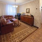 Трехкомнатная квартира 76 м2, ул. Хамовнический Вал, д. 38