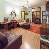 Четырехкомнатная квартира, 127,8 м2, ул. Островитянова, д. 6