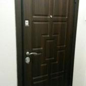 Входная дверь в квартиру на Совхозной 29