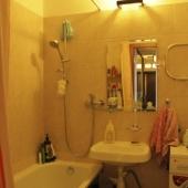 Ванная, муниципальный ремонт