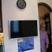 Вид на кухне в квартире с Литовского б-ра, 15