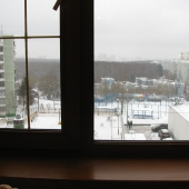 Окно, 2-х комнатная квартира, Литовский б-р., д. 15 к1