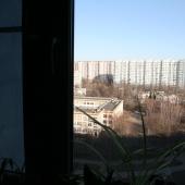 Вид из окна 2 комнаты
