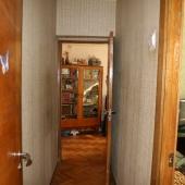 Это выход из 3 комнаты и коридорчик в дальнюю 4 комнату