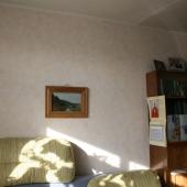 4 дальняя комната, от окна на левую стену вид