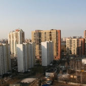 Дневной вид-панорама из окон