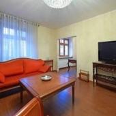 Фотография гостиной в элитной квартире