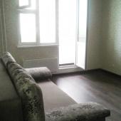 Основная комната в совхозе Московском
