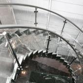 Вот она какая стеклянная лестница
