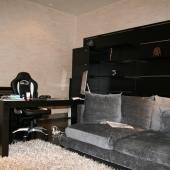Мебель в кабинете стильная