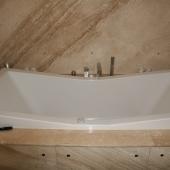 Главная ванна дома в Рождественно