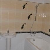 Мичуринский проспект д. 7, фотографии ванной комнаты