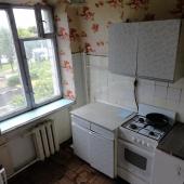 Окна кухни выходят на лесопарковую зону