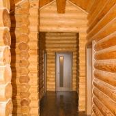 Шикарные деревянные проходы