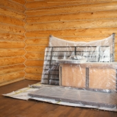 Привезли кровать в Боровики для сборки