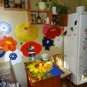 Кухня в этой квартире