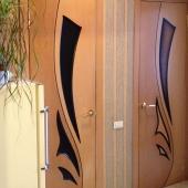 Такие двери в санузлы