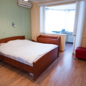Спальная комната - тоже стильный дизайн