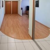 Так выглядит коридор