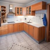 Кухня в этой квартире не может не нравится - предлагаем взять в аренду!