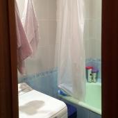 Еще одна фотография ванной комнаты на Нахимовском 63