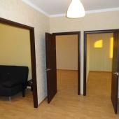 А так выглядят дверные проемы в 3 комнаты