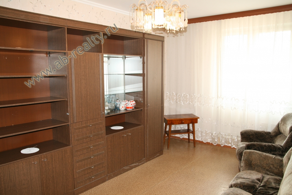 """Одна из комнат в """"двушке"""", которая сдается в Новопеределкино"""