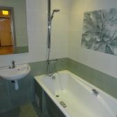 Вид ванной