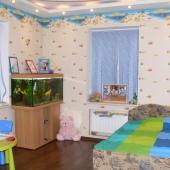 Детская комната на 2 этаже
