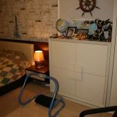 Например, комната может служить спальней для ребенка