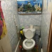 Состояние туалета на фотографии