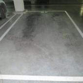 Место для машины в подземном паркинге