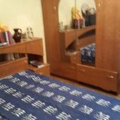 Вот сама жилая комната в двухкомнатной квартире, которая сдается фактически как однокомнатная